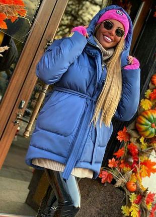 Куртка пуховик зимний, куртка зимняя,  пуховик женский зимний
