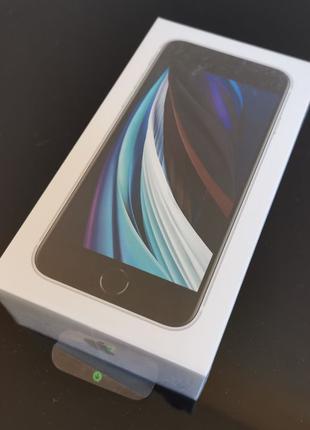 Продам iPhone SE 2 128gb New white