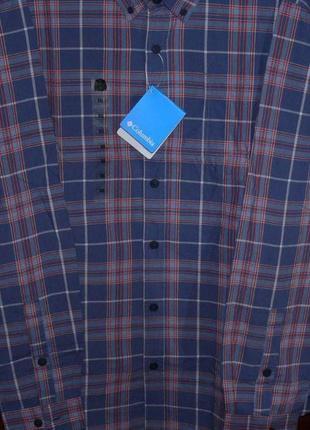 Рубашка Columbia XXL, сорочка Columbia XXL, тенниска Columbia ...