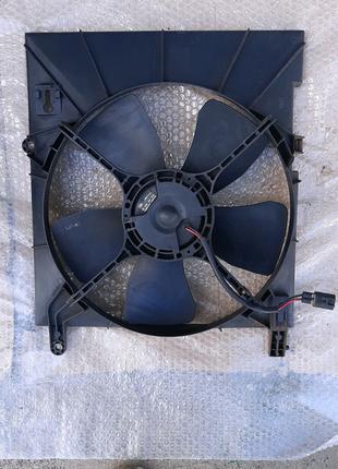 Ветилятор радиатора шевроле авео Т200