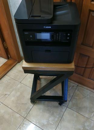 Canon 232 мфу новый лазерный принтер сканер копир податчик