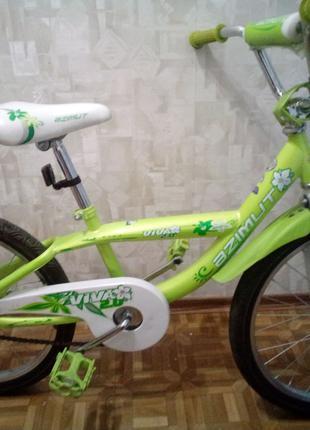 """Велосипед Azimut 16"""""""
