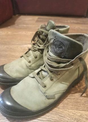 Топовые ботинки Palladium
