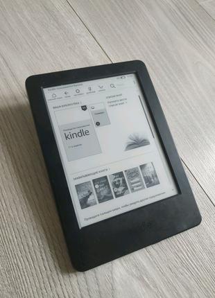 Amazon Kindle 7th Wifi, электронные чернила e-ink
