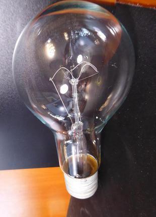 Лампа накаливания 300вт 230-240в цоколь Е40 1997г.в.