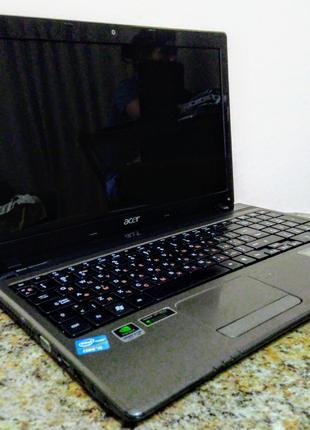 Ноутбук ACER Aspire 5750 g - Intel Core i5