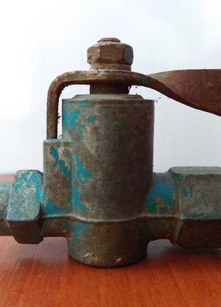Кран  ППБ-1 | Маслопровод, Кран масляного радиатора УАЗ, ГАЗ 53
