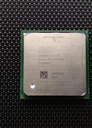 Intel Pentium 4 НT Prescott 3.0 GHz, 1Mb, 800 478 Soc