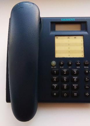 Стационарный, городской, домашний телефон SIEMENS Euroset-835,...