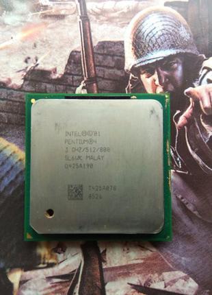 Intel Pentium 4 3.00 GHz/512M/800 s478 Нyper Тhreading Northwood