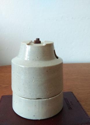 Керамический патрон Е40, 380V, 16А. Большой цоколь