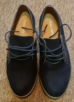 Взуття нове, демісезонне жіноче, туфлі