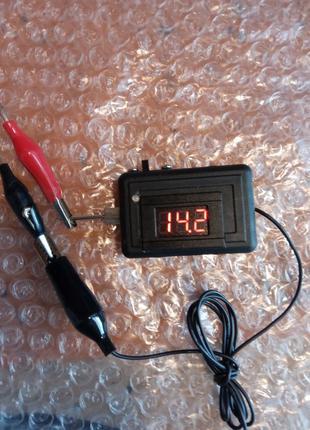 Индикатор напряжения 5-30 В, 1 м(прозвонка,тестер-пробник, кон...