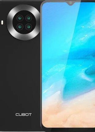 Cubot Note 20 Pro 6/128Gb NFC 4200mAh black/blue в наличии