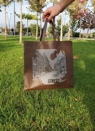 Eco сумка из спанбонда