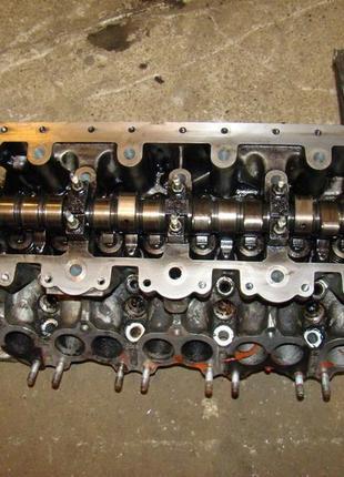 Головка блока цилиндров Renault Laguna 2.2D
