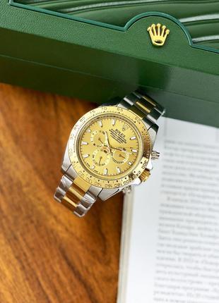 Rolex Daytona МЕХАНИКА. Наручные мужские-женские часы Ролекс Дайт