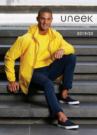 Куртка Active Jacket UNEEK мужская водo- и ветрозащитная
