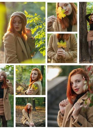 Осенняя фотосессия! ФОТОГРАФ КИЕВ! Портрет, Lovestory, семейная!