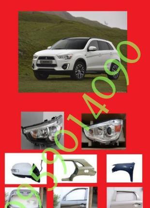 Mitsubishi ASX 2016 2017 2018 2019