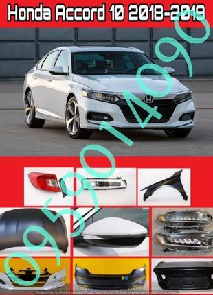 Honda Accord 10 2018 2019