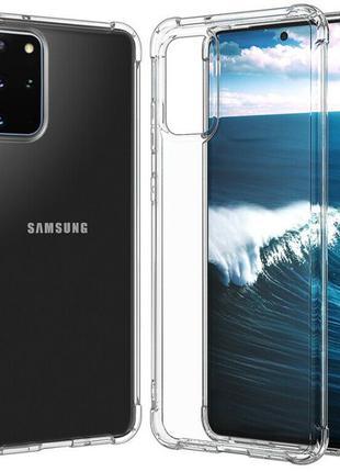 Защитный чехол Samsung Galaxy S8 S10e S10 S20 Plus S20 Ultra N...