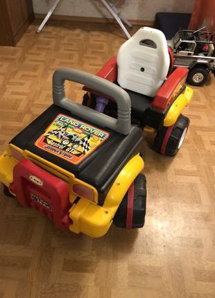 Педальная Детская машина Ucarkid