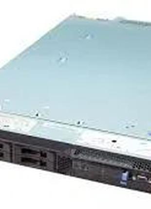 Сервер 8 ядер! IBM X3550 M2 (Xeon x5550 (2шт), 76GB DDR3, 438G...