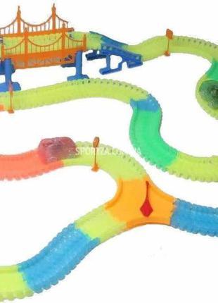 Гоночная трасса Magic Tracks на 360 деталей!!!