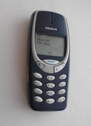 NOKIA 3310. Коллекционное состояние.