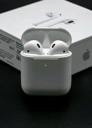 Наушники AirPods 2 Apple AirPods 2 с беспроводной зарядкой (копия