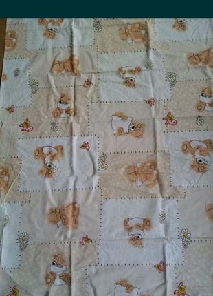 Детское одеяло 0+пододеяльник