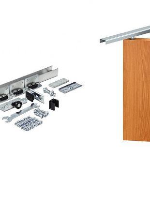 Раздвижная система для двери-книжка Новатор MKK 2N (1,5)