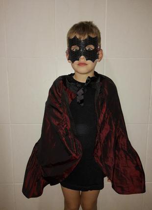 Карнавальный костюм детский на хэллоуин/новый год
