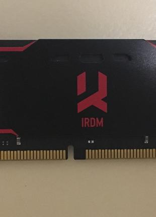 Модуль памяти DDR4 16GB/2133 GOODRAM Iridium Black
