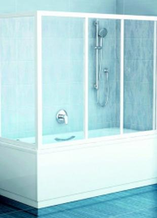Боковая стенка для ванны RAVAK APSV - 80 White-Grape (Распродажа)