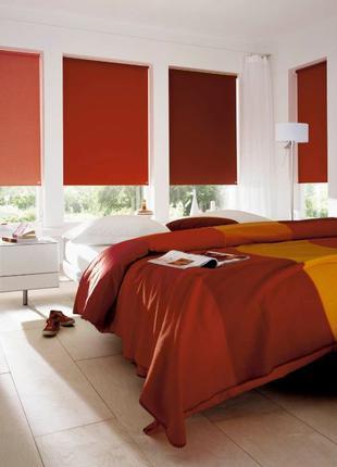 Рулонные шторы, тканевые ролеты по ценам производителя