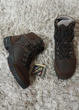 Оригінал. черевики ecco xpedition iii 811183 gore-tex нат.нубу...