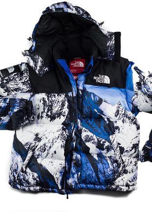 Зимняя курточка tnf supreme mountain