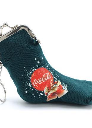Coca - cola стильный кошелек для мелочи