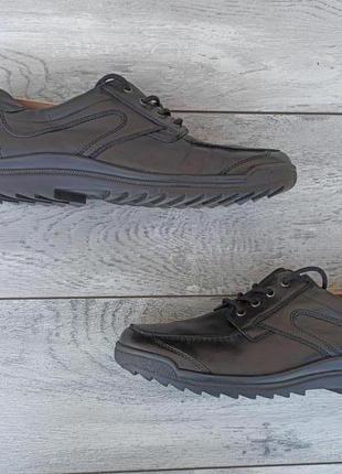Waldlaufer мужские кожаные туфли кожа оригинал