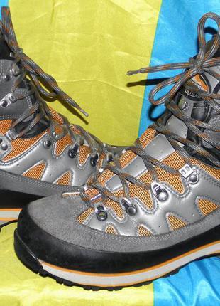 Ботинки meindl 43 28 см mont blanc оригинал scarpa б у merrell...
