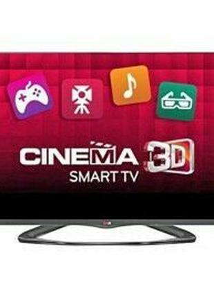 """LED 47"""" телевизор LG 47LA660V 3D Smart TV T2"""