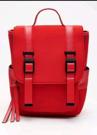 Рюкзак червоний