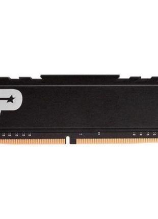 Оперативная память Patriot DDR4 8GB 2666MHz Premium Гарантия: ...