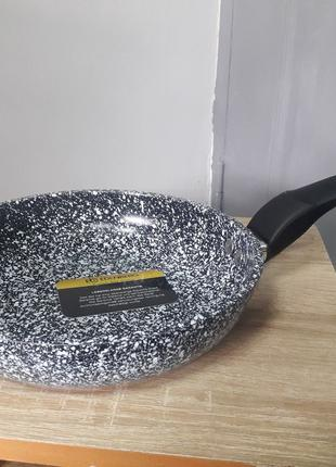 Сковорода гранит с гранитным покрытием