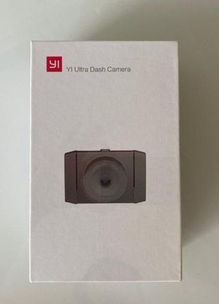 Відеореєстратор Xiaomi YI Dash Ultra 2.7K WiFi (YCS.1517)