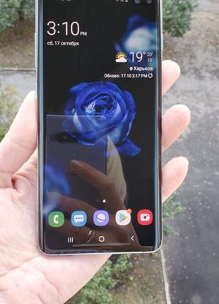 Samsung S10+ G975U 8/128гб.
