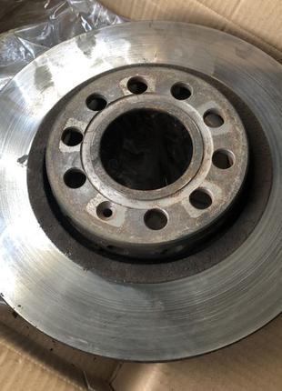 Тормозные диски передние 285 мм