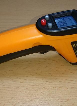 Инфракрасный термометр Пирометр бесконтактный GM 320 цифровой